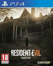 Carátula de Resident Evil 7 - PS4