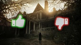 ¿Resident Evil 8 debería ser un juego de terror en primera o en tercera persona?