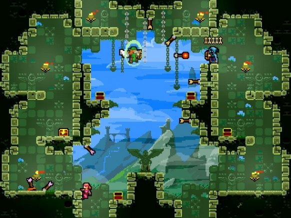 TowerFall Ascension an�lisis