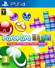 Carátula de Puyo Puyo Tetris - PS4