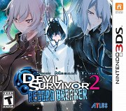 Carátula de Devil Survivor 2: Break Record - 3DS