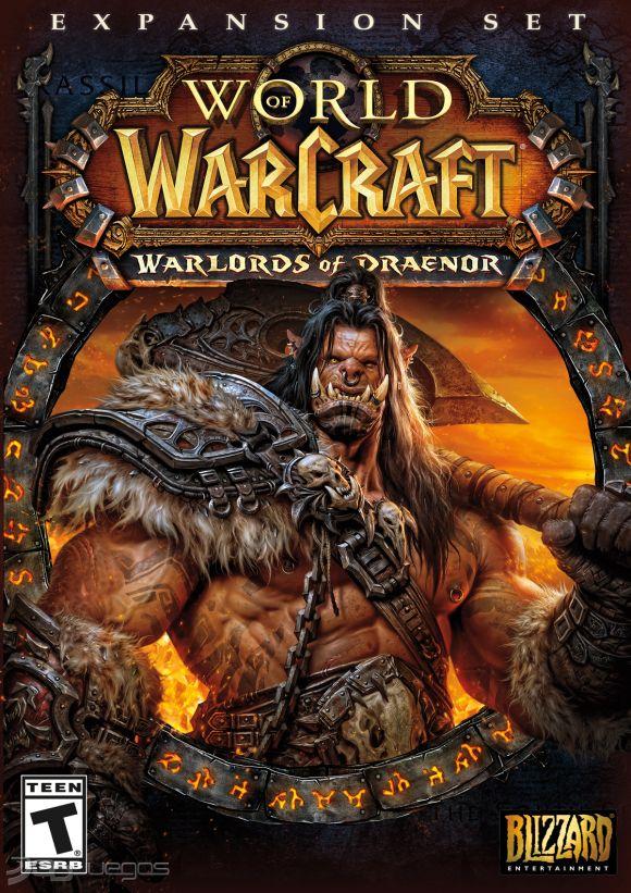 World Of Warcraft Warlords Of Draenor Para PC