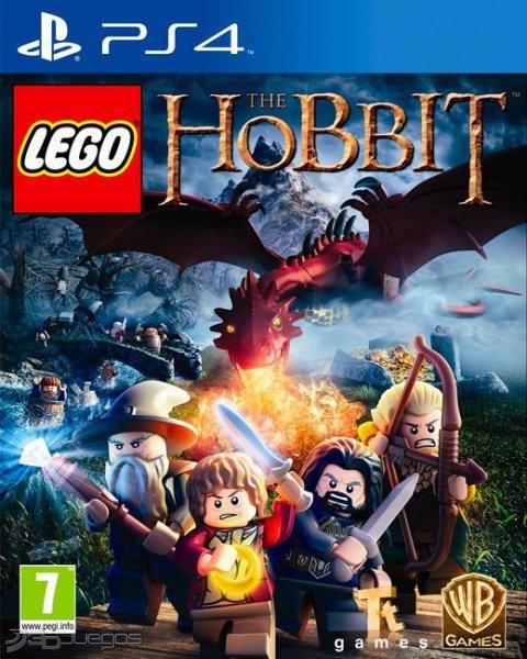 Lego El Hobbit Para Ps4 3djuegos