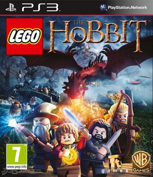 Lego El Hobbit Para Ps3 3djuegos