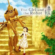 Carátula de The Girl and the Robot - Linux