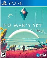 Carátula de No Man's Sky - PS4