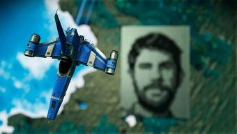 No Man's Sky: retratan a Sean Murray en la superficie de un planeta