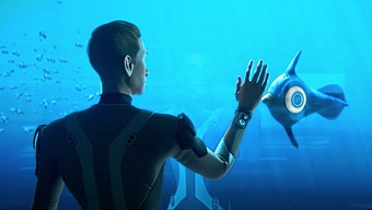 El fantástico Subnautica fecha su lanzamiento en PS4 y Xbox One