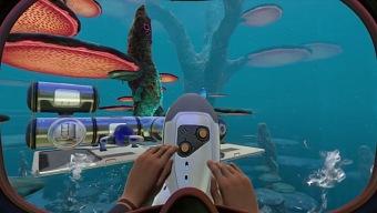 Video Subnautica, Subnautica: Actualización Alterra Science