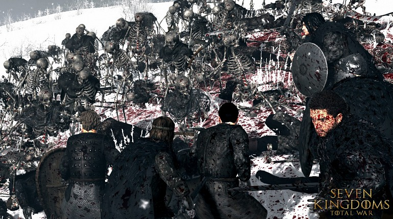 Imagen del mod de Juego de Tronos para Total War: Attila.
