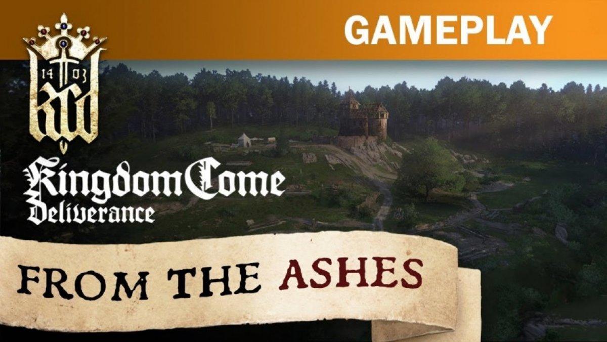 Tráiler del DLC de Kingdom Come: Deliverance: From the