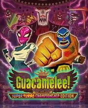 Carátula de Guacamelee! Champion Edition - PS4