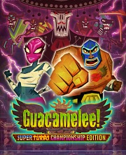 Carátula de Guacamelee! Champion Edition - Nintendo Switch