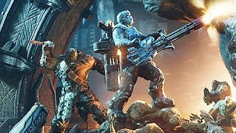 Video Gears of War 4, Rise of the Horde