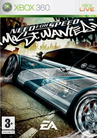 need for speed most wanted para xbox 360 3djuegos