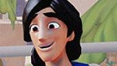 Disney Infinity 2.0: Vídeo de presentación de Aladdin y Jasmine