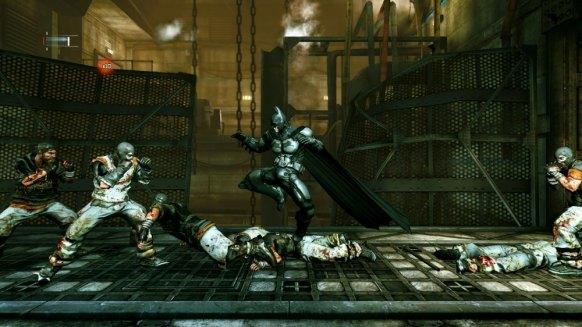 Batman Arkham Blackgate PC