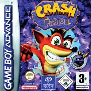 Crash Bandicoot: Fusion GBA