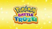 Carátula de Pokémon Battle Trozei - 3DS