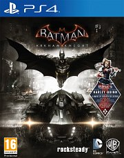 Carátula de Batman: Arkham Knight - PS4