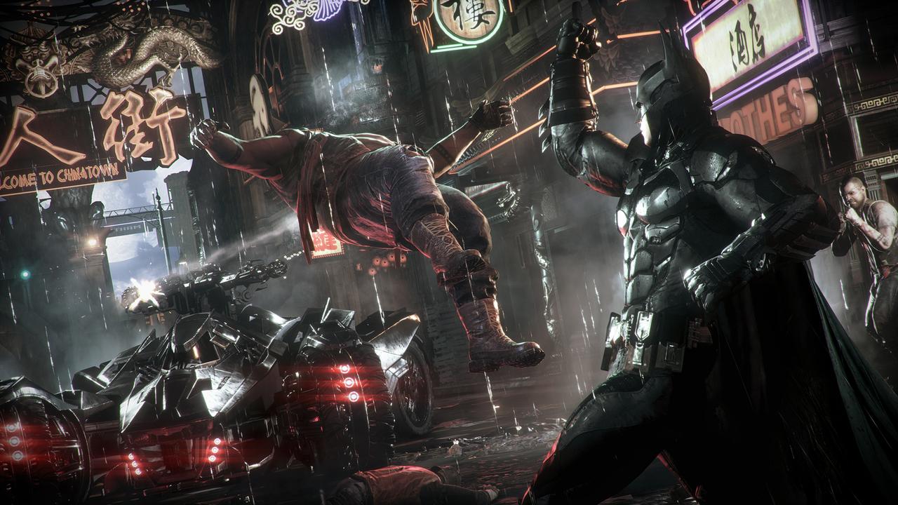 Batman: Arkham Knight será un juego \