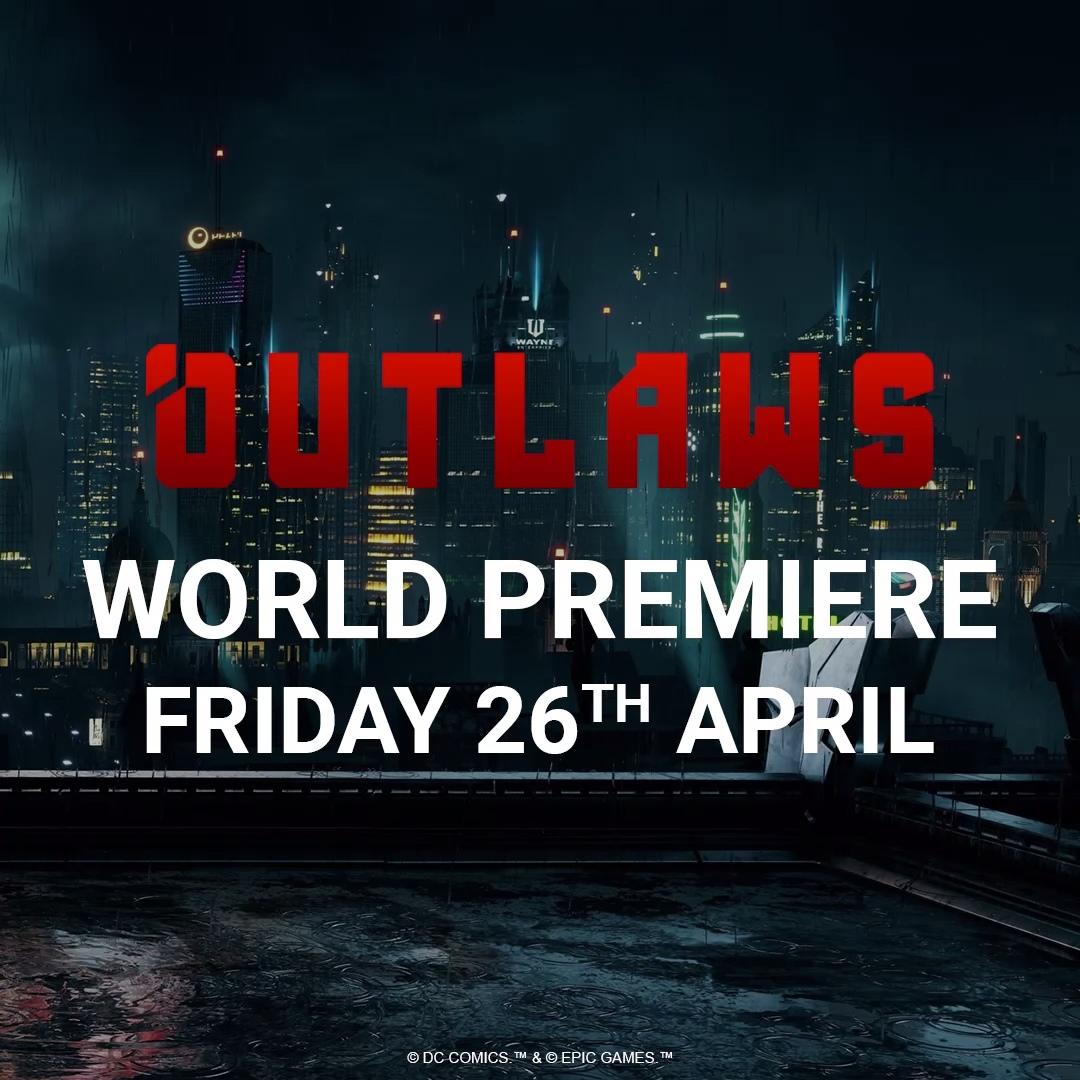 Batman: Se especula con el anuncio de un nuevo videojuego de la saga, Outlaws