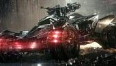 Video Batman Arkham Knight - Batman Arkham Knight: NVIDIA GameWorks Batmóvil