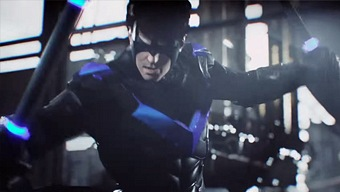 Video Batman: Arkham Knight, DLC Batmovil - Lucha Contra el Crimen