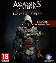 Carátula de Assassin's Creed IV: Jackdaw - PC