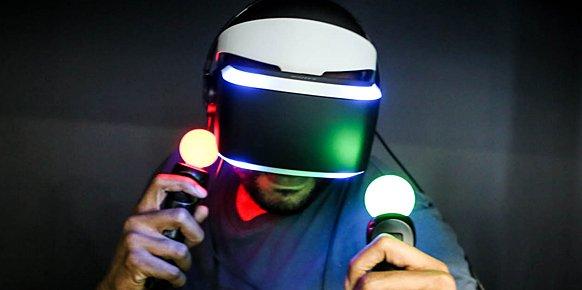 Zuckerberg Probo Las Gafas De Realidad Virtual De Ps4 Antes De Que