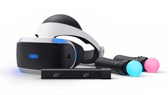 El pack de PlayStation VR con PS Camera y Move se agota en apenas 4 minutos en Amazon