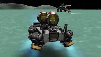 Video Kerbal Space Program, Lanzamiento en Consolas