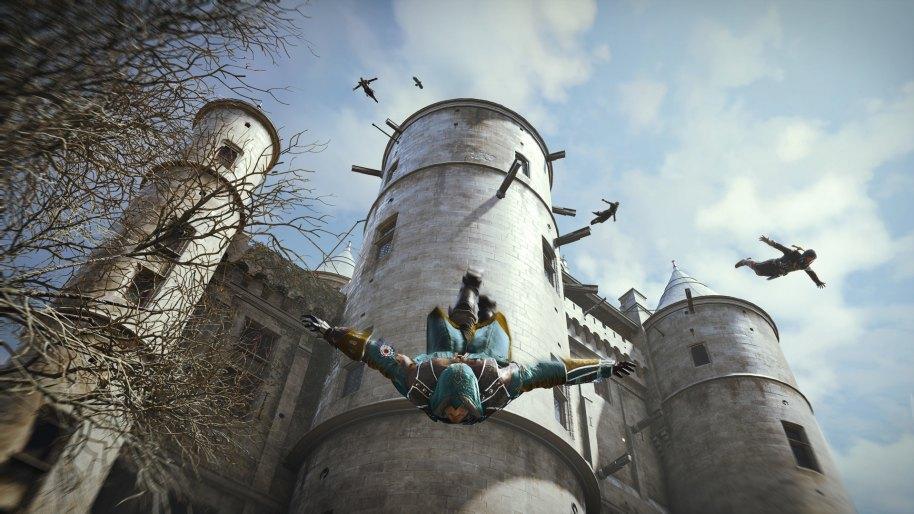 Assassin's Creed Unity PS4