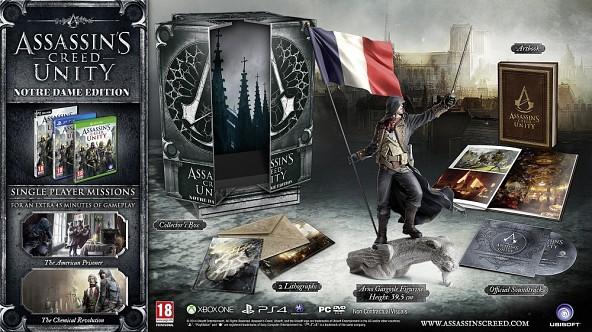 Notre Dame Edition