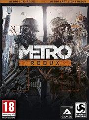 Carátula de Metro Redux - Linux