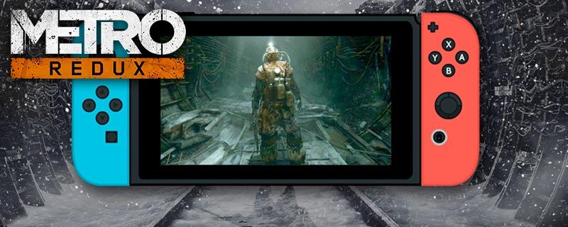 ¿Sobrevivirás a los horrores del metro de Moscú? ¡Ahora en Nintendo Switch!