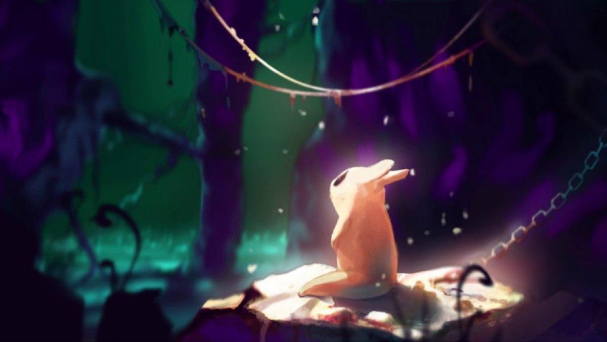 Rain World: Cinemática de Apertura (PS4, PC)