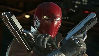Video Injustice 2, Capucha Roja (Red Hood)