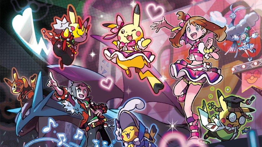 Pokémon Rubí Omega / Zafiro Alfa 3DS