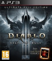 Carátula de Diablo III: Ultimate Evil Edition - PS3