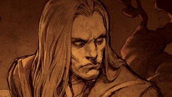Video Diablo III: Ultimate Evil Edition, Tráiler Cinemático: Nigromante (Masculino)