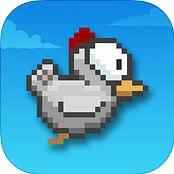 Carátula de Tappy Chicken - iOS