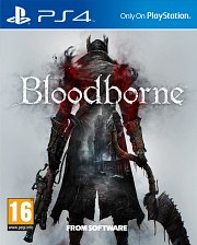 Carátula de Bloodborne - PS4