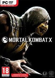 Carátula de Mortal Kombat X - PC