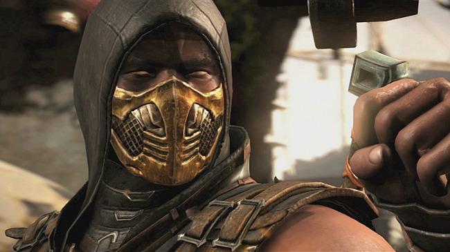 Mortal Kombat X, uno de los éxitos de Warner este 2015.