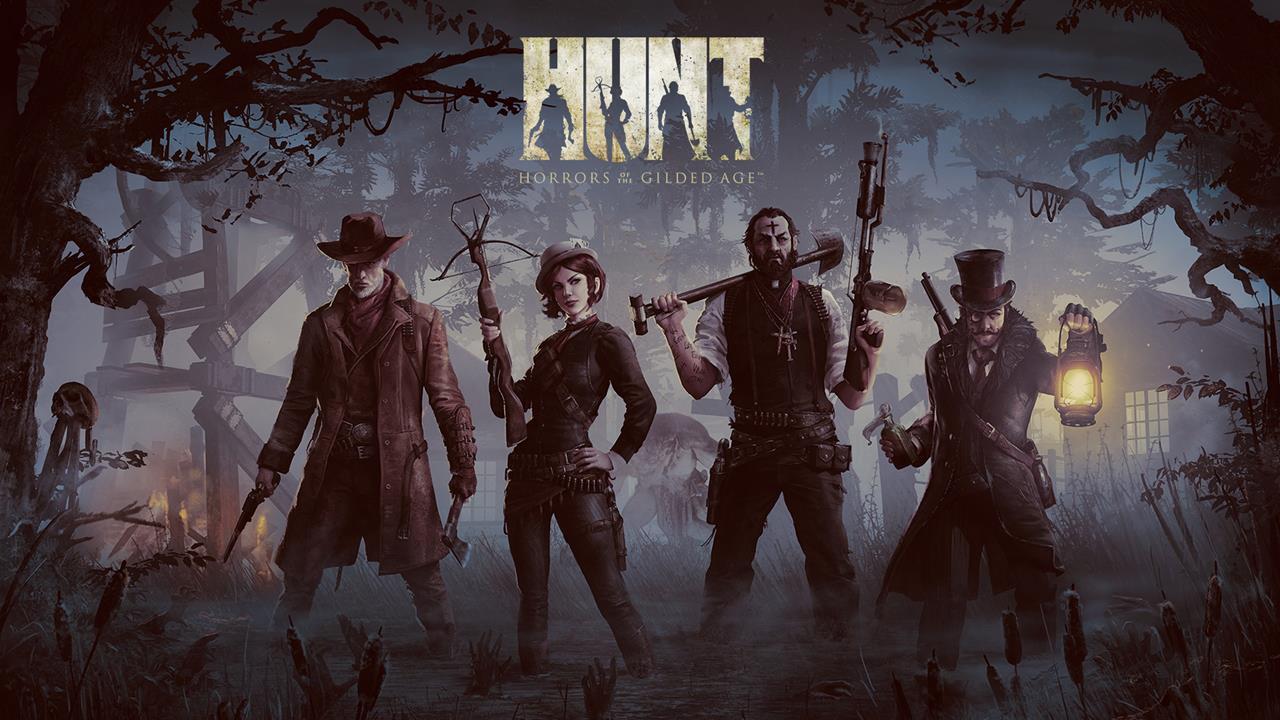 CryTek anuncia Hunt: Horrors of the Gilded Age, un título de acción cooperativa