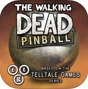 Carátula de The Walking Dead Pinball - Vita