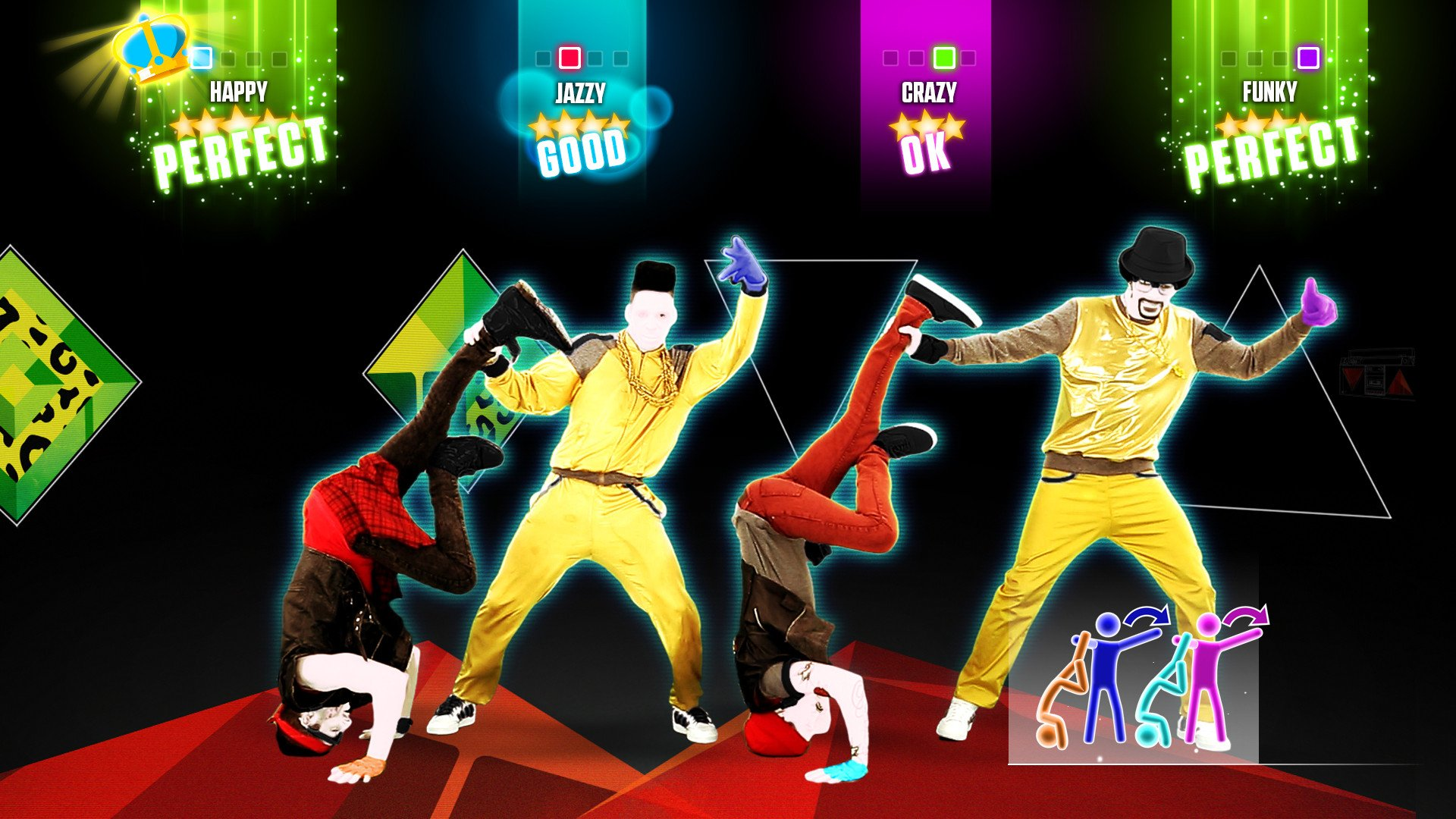 Just Dance 2015 XBOX 360 ESPAÑOL (Region NTSC-U/PAL) 6