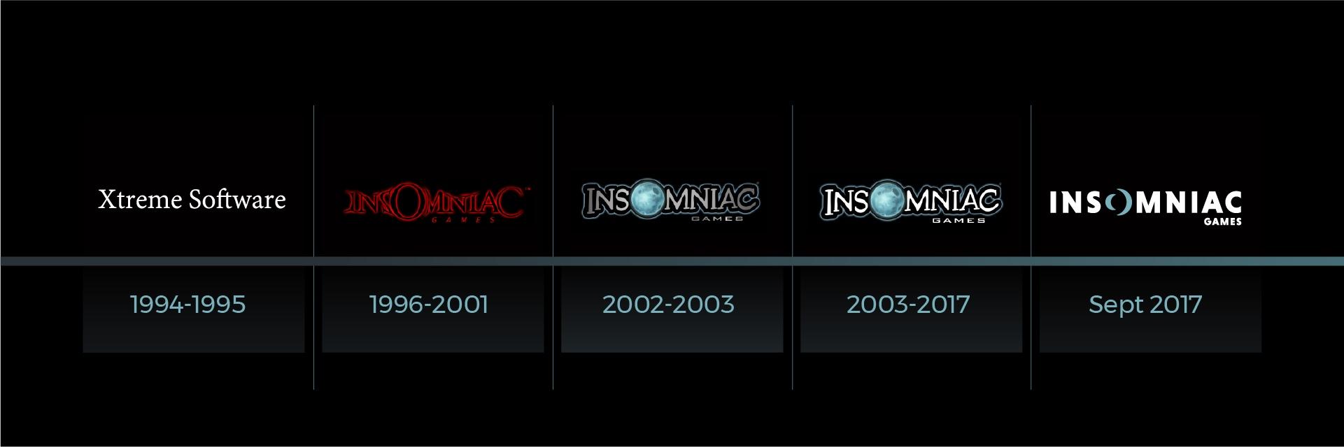 Insomniac Games cambia su logotipo