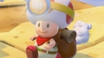 Reimaginan Captain Toad: Treasure Tracker para Game Boy Color